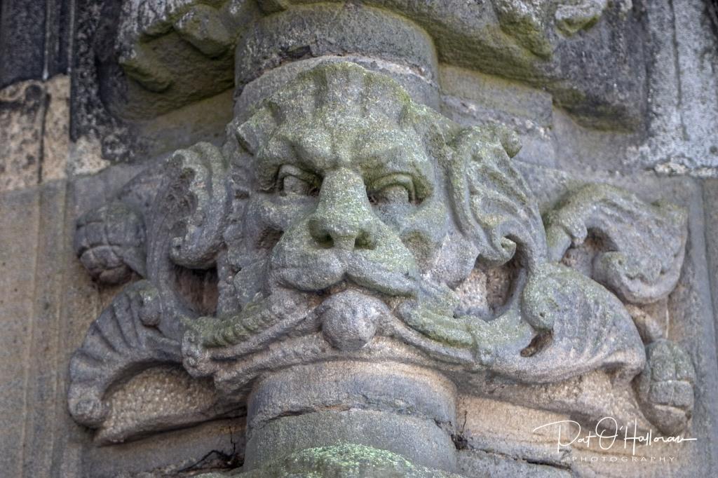 Barton lion disgorger