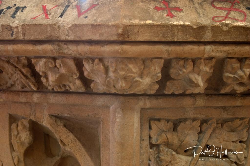 Bedale font